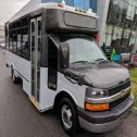 2014 Chevrolet Express 20 Passenger Shuttle Bus